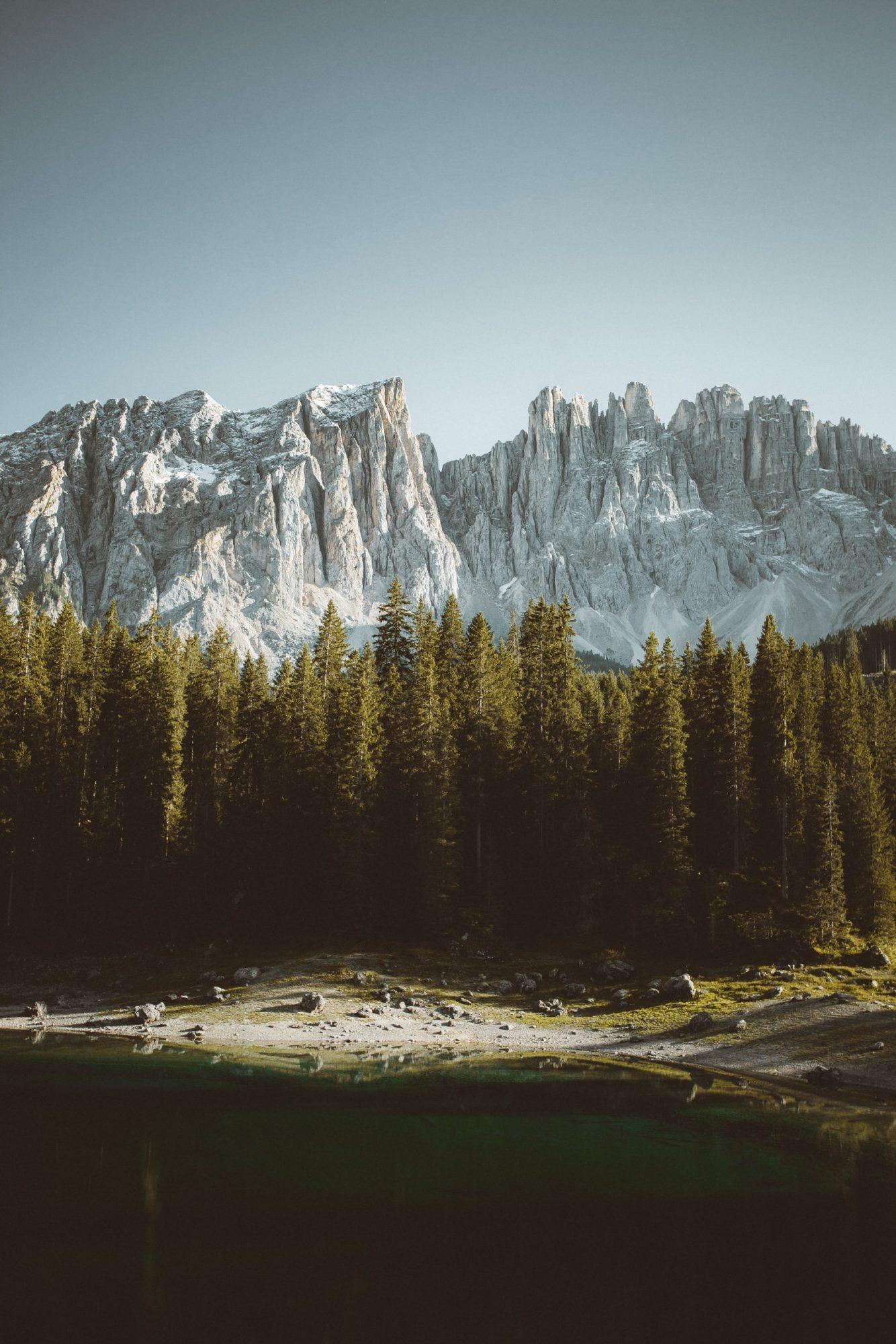 Daytime Mountain